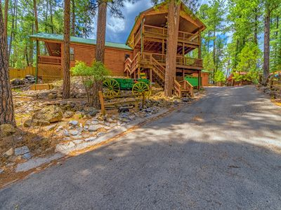 Photo for 3BR Cabin Vacation Rental in Ruidoso, New Mexico