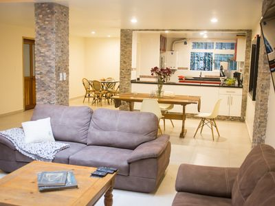 Photo for 3 BR Apartment 2 Blocks from Parque México