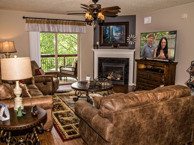 Photo for Upscale Luxury • Free Dollywood and Show Tickets • Riverside in Downtown