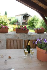 Photo for Village - Beautiful restored stone Farmhouses in secluded French hamlet