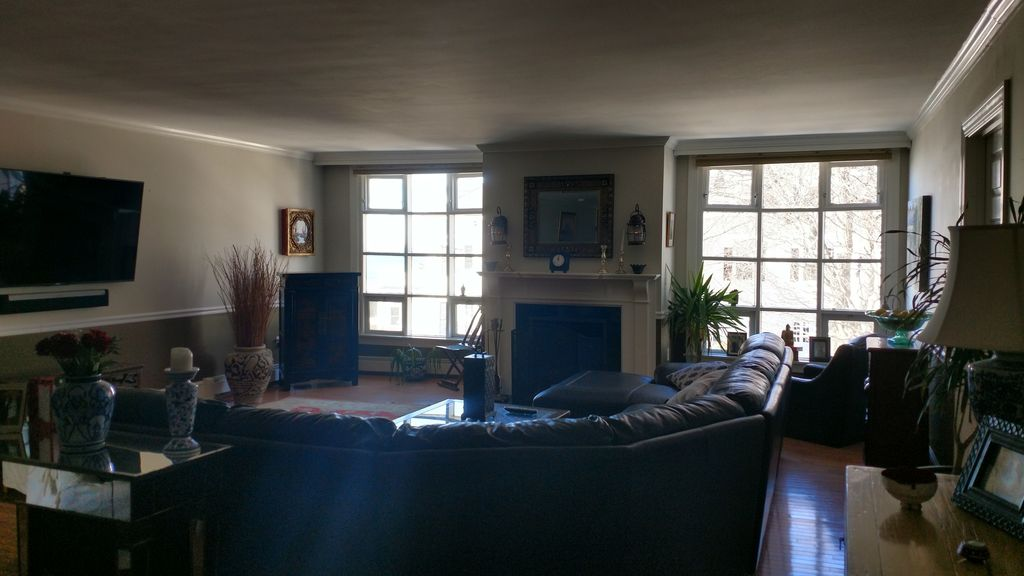 HISTORIC Condo on Bellevue with Beautiful Views. Furnished, Parking and Beaches!