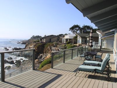 Ocean-Front Home in Seaclift Estates- #PH34