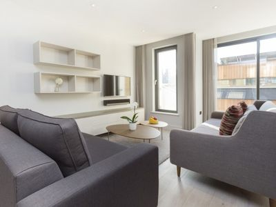 Photo for BEAUTIFUL FLAT IN HOLBORN BY CHANCERY LANE - 2BR 2BA