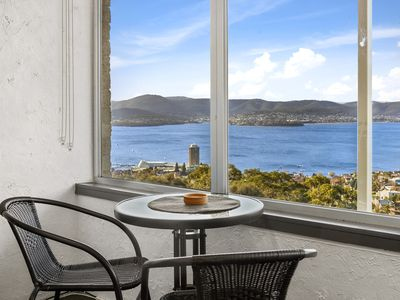 Photo for Apartment with a view - Mt Nelson