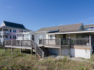 Photo for Classic north end oceanfront cottage with additional mother in-law suite