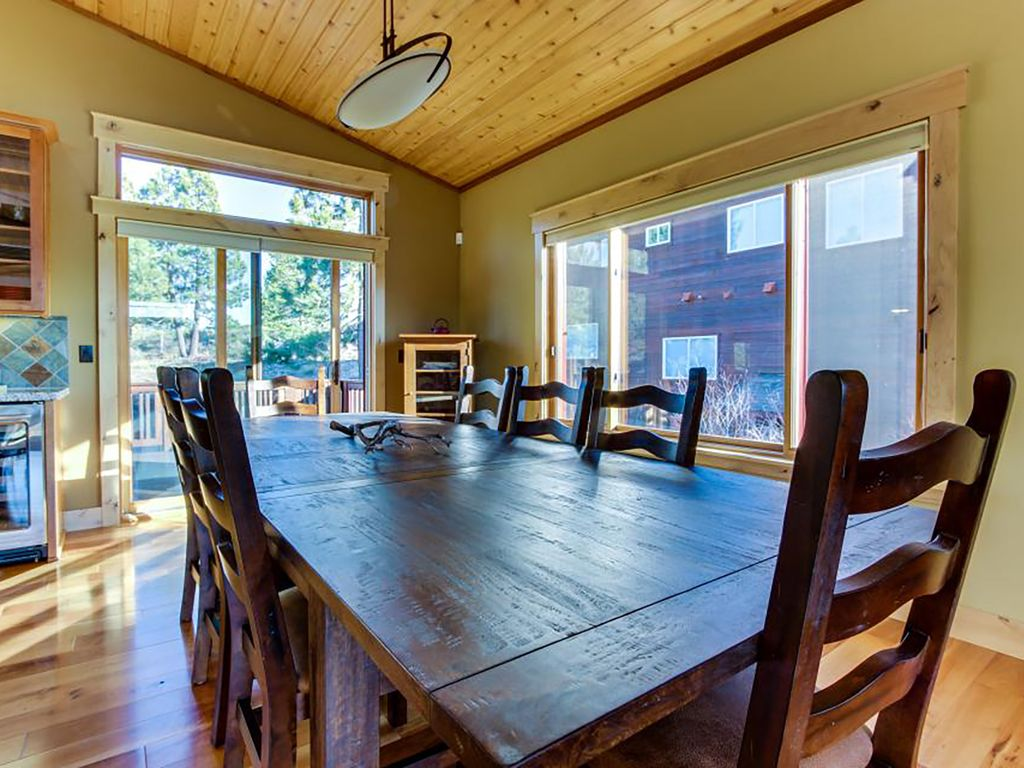 Tahoe Donner Home with Pinnacle Views And H... - VRBO