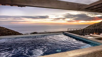 Photo for 6 BR Pacific view home 10 mins to Cabo beach & marina