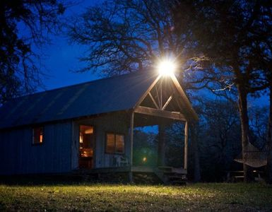 Photo for Cabin on Private Ranch 16 miles from F1 Track