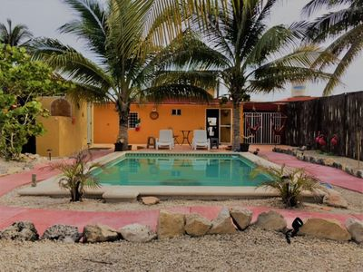 Photo for 2 Bedroom Beach House Brand New Pool -  Fully Fenced Private Yard - Lush Gardens