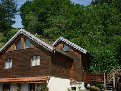 Photo for 2BR Chalet Vacation Rental in Cornimont, Grand Est