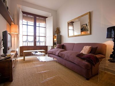Photo for Toreador Apartment 5 pax Seville Old Town. Luxury and Comfort