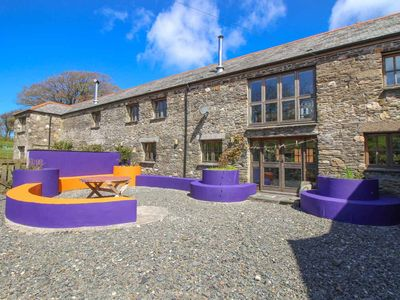 Photo for The Leat -  a barn conversion that sleeps 8 guests  in 4 bedrooms