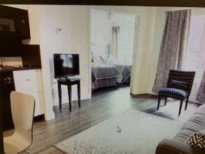 Photo for ***GORGEOUS ONE BEDROOM CONDO 5 MIN TO DISNEY..   SUMMER DATES AVAILABLE*