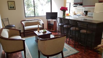 Photo for Luxury Apartment in the middle of the world, Quito-Ecuador
