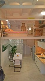 WHITE LOFT AT THE CENTER OF PALMA WITH PARKING