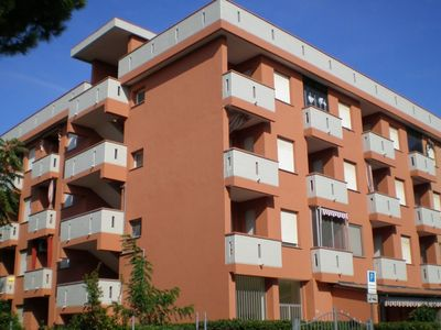 Photo for Renovated studio flat, 150 meters from the beach with air conditioning