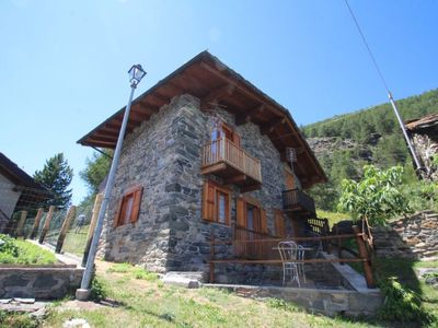 Photo for Vacation home Maison Baulin  in Avise, Aosta Valley - 4 persons, 1 bedroom