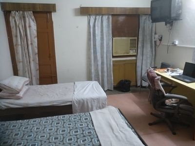 AIR CONDITIONED TWIN  SUPERIOR ROOM