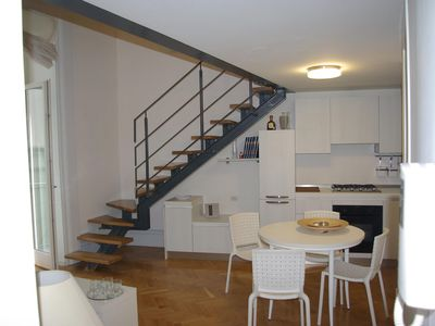Photo for Bright apartment in city historical heart close the main attractions. Can accommodate up to 4 guests