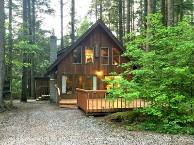 Photo for Snowline Cabin #35 - Air Conditioning - Pets Ok - Fireplace - Sleeps 6