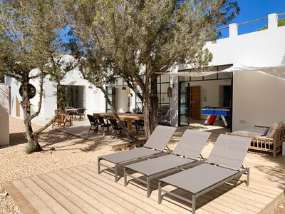 Photo for Beautiful renovated house near Cala Saona