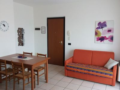 Photo for Snug Holiday Home in Lazise with Heating, near Lake Garda