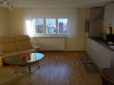 Photo for Comfortable apartment on the edge of the Welzheimer forest