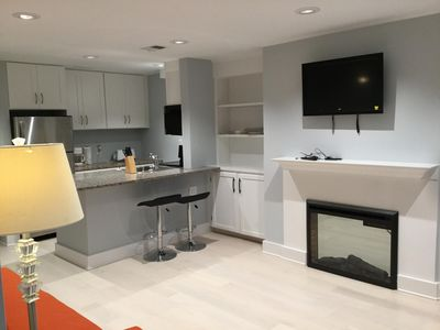 Photo for Spacious Central 1br near Zoo, 3 min walk to Zoo, convenient to Mariott Wardman, metro to downtown