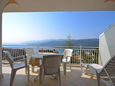 Photo for Apartments Slavica (72891-A3) - Rabac