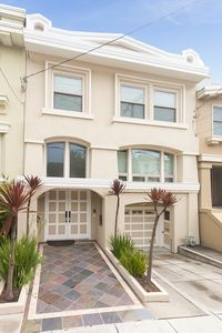Photo for Beautiful Large Furnished Single Family Home, 2 blocks to Golden Gate Park