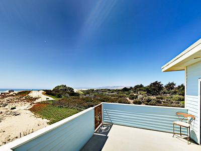 Balcony - Welcome to Oceano! Your rental is professionally managed by TurnKey Vacation Rentals.