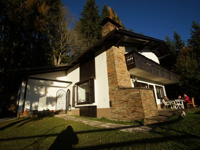 Photo for Quiet holiday home (Almhaus) in Gretschitz with a fantastic panorama at 1160m