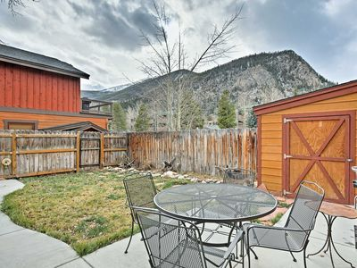 Photo for Frisco Townhome - 11 Mins to Copper, 18 to Breck!