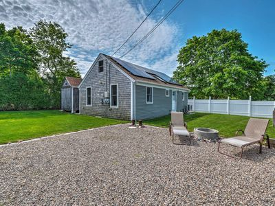 Photo for NEW! West Yarmouth Home w/ Yard - Walk to Beaches!