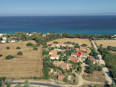Photo for Apartment in Casa Janas by the sea