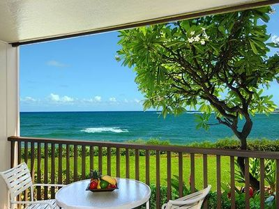 Photo for Oceanfront Condo with Great Ocean and Beach Views!