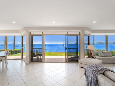 Photo for Stunning duplex on the waterfront at Salamander Bay