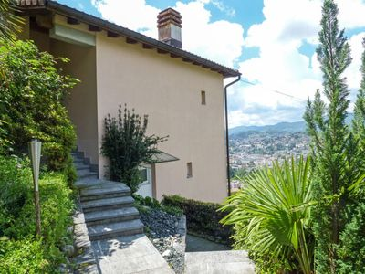 Photo for Apartment Casa da Sylvie Indoor POOL in Lugano - 4 persons, 2 bedrooms