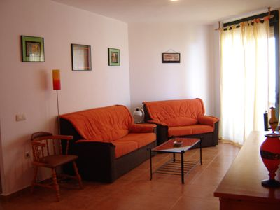 Photo for APARTMENT WITH SEA IN ZAHARA OF THE TUNA