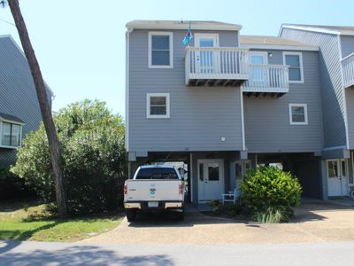 Photo for Two Crab - 2 BR/2.5 BA-Dog Friendly-Wi-Fi-3 min. to Beach!!