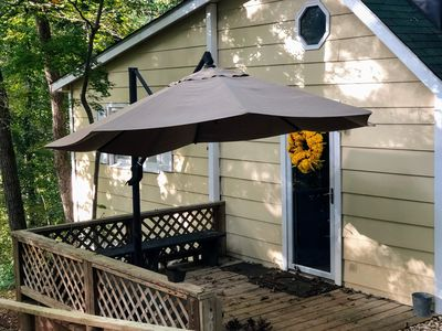 Photo for Cottage On Beech Haven In The Woods- 2.8 miles from UGA Campus