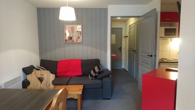 Photo for 2 room cabin 30 m2 6 people Vars les Claux