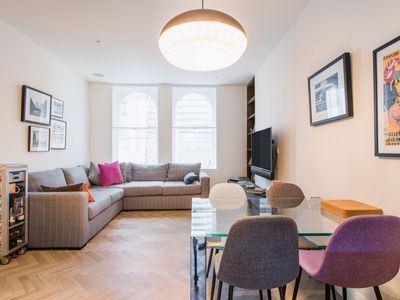 Photo for Spacious Apartment - Covent Garden