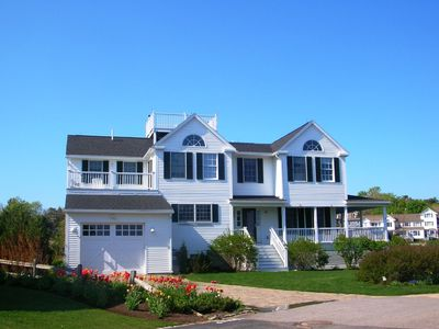 Photo for Perkins Cove- Large, ocean front, high end resort-like.