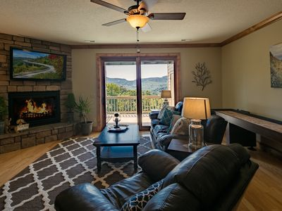 Photo for Vacation rental listing offering luxury, central location spectacular views