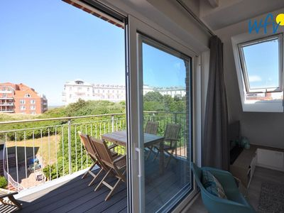 Photo for Enjoy holidays on Juist with sea view!