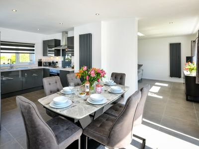 Photo for Mor a Mynydd has been lovingly refurbished to create a truly stunnign contemporary and stylish home,