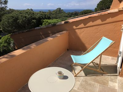 Photo for GIGARO - MAS 3 bedrooms 350m from the beach