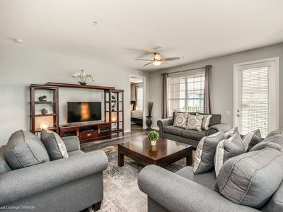 Photo for Spacious 3BD deluxe unit minutes from International Drive!