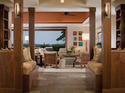 Photo for Fantastic Private Home At Hualalai Resort. Great Location With 2 Golf Carts